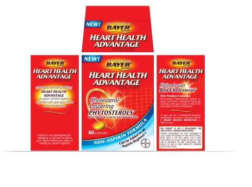 Bayer Heart Health Advantage Package Copy